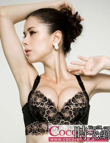 美胸新潮流乳頭整形 量身定做性感美胸